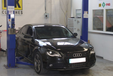 How to Fit a Clutch on an Audi A4