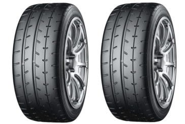 Yokohama's Ultimate Road-Legal, Competition Tyre