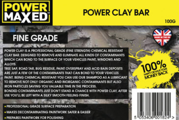 Chemical Resistant Clay Bar – Power Maxed