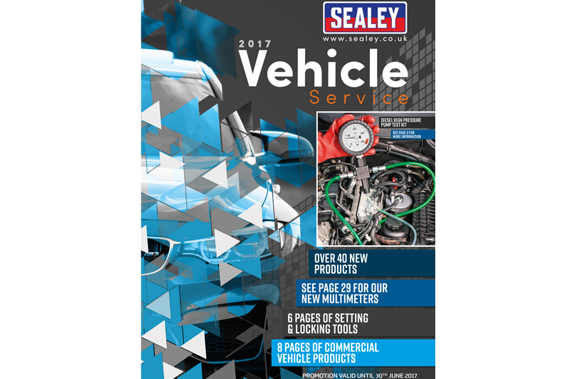 Sealey's 2017 Vehicle Service Promotion