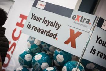 Extra Loyalty Programme at MECHANEX
