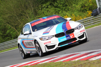 Win a Track Day Experience!