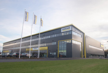 Kärcher UK Celebrates New Home