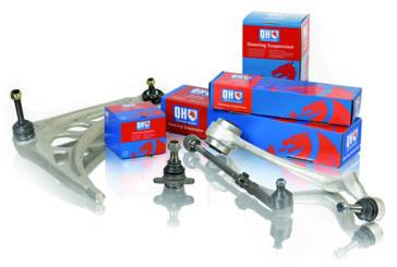 Steering & Suspension Range