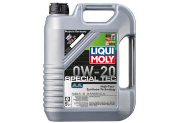 Special Tec AA Oils