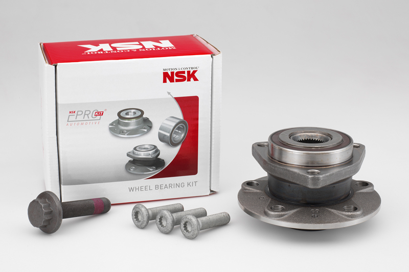 NSK Debute at Equip Auto 2017