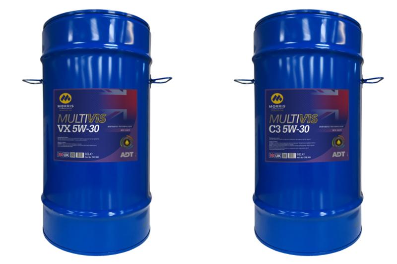 60L Oil Drum