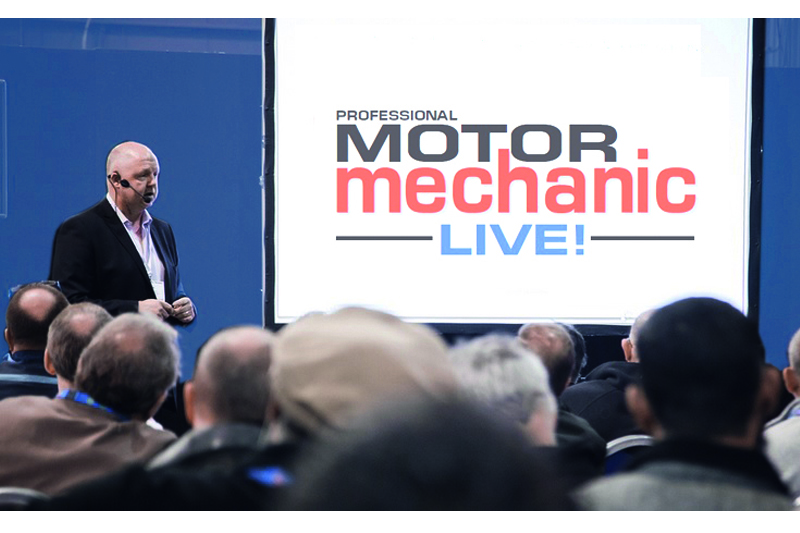 PMM LIVE at MECHANEX