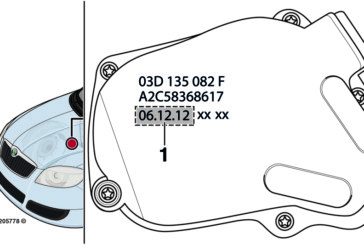 Engine Starting Difficulties and MIL Illumination – Skoda Roomster