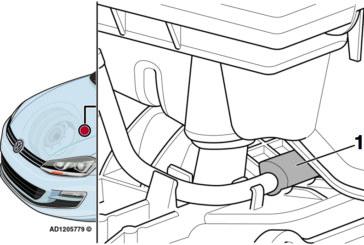 Engine Coolant Level Warning Lamp Illuminated – Volkswagen Golf
