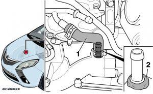 Engine Coolant Leak on Vauxhall Zafira - Professional Motor MechanicProfessional Motor Mechanic