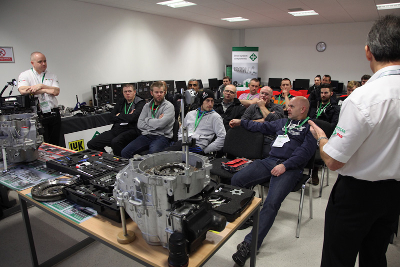 Sign-up for Training Courses on REPXPERT