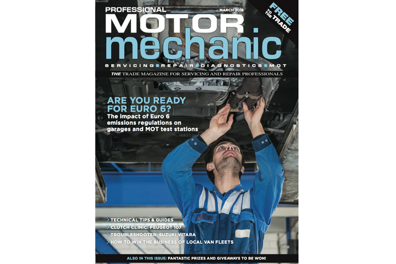 PMM March 2018 – OUT NOW!