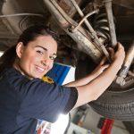 Rise of the Female Mechanic
