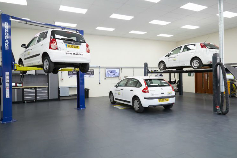 Euro Car Parts Opens Second Training Facility Professional Motor