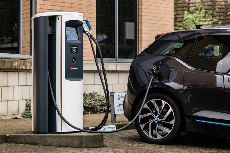 AA Garage Guide Teams up with Chargemaster
