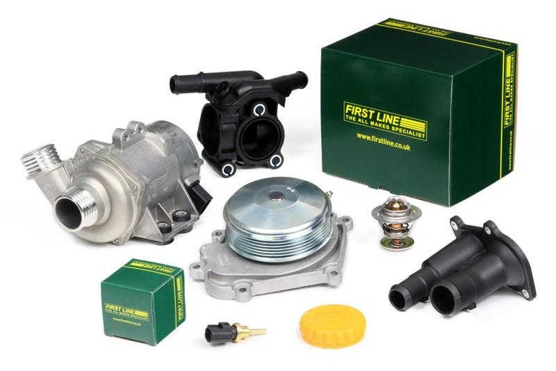 Auxiliary Pump Repair Work