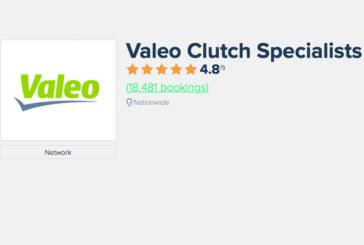 Valeo Launches Digital Garage Network