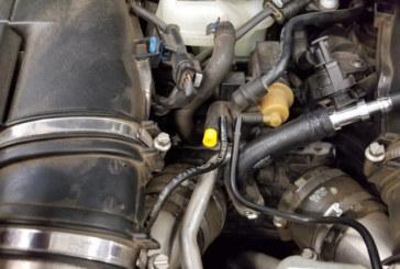 Malfunction Indicator Lamp Illuminated – Mercedes GL550