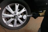 Measuring Residual Slip Torque on Front Axle Disc Brake