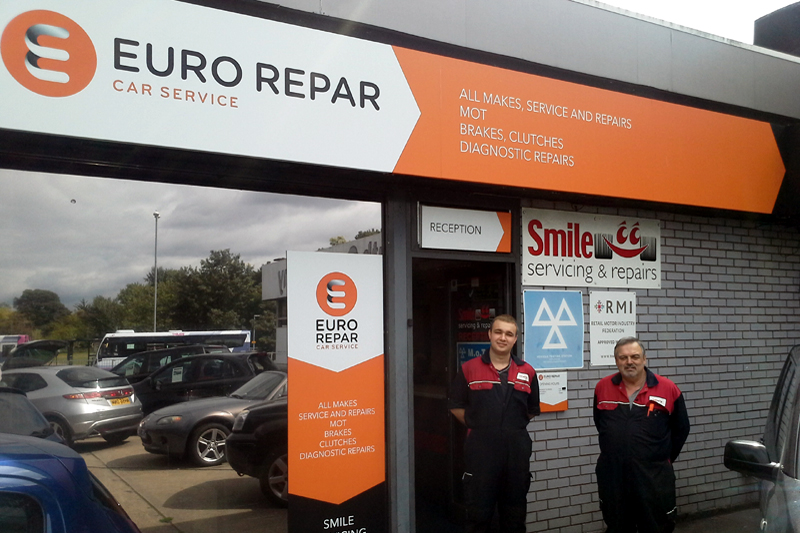 A Year With Euro Repar Car Service