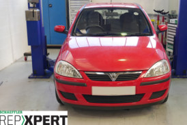 Belt Replacement Guide 1.2 Vauxhall Corsa