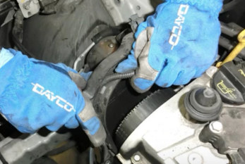 Timing Belt Replacement on Alfa Romeo Mito & VW Golf Mk VII