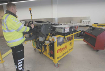 AA Launches Hybrid Breakdown Training Facility