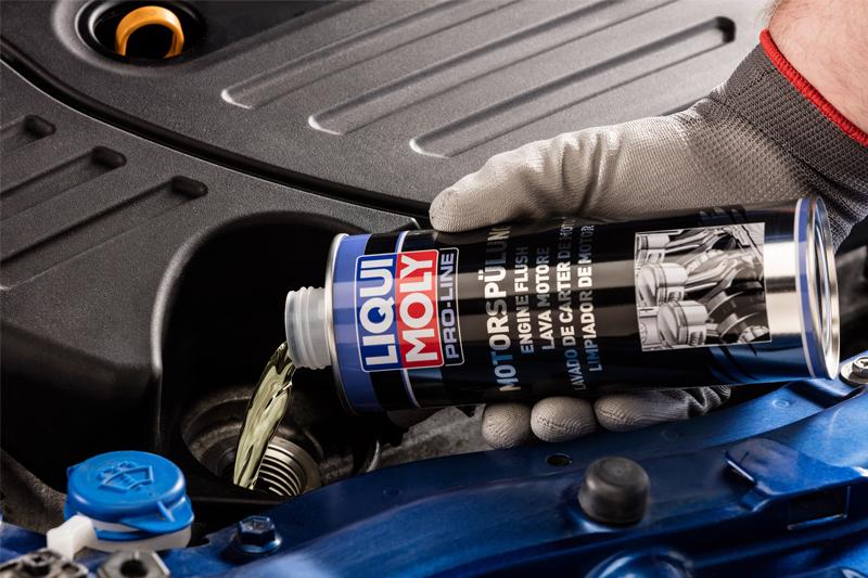 Engine Flush Professional Motor Mechanic