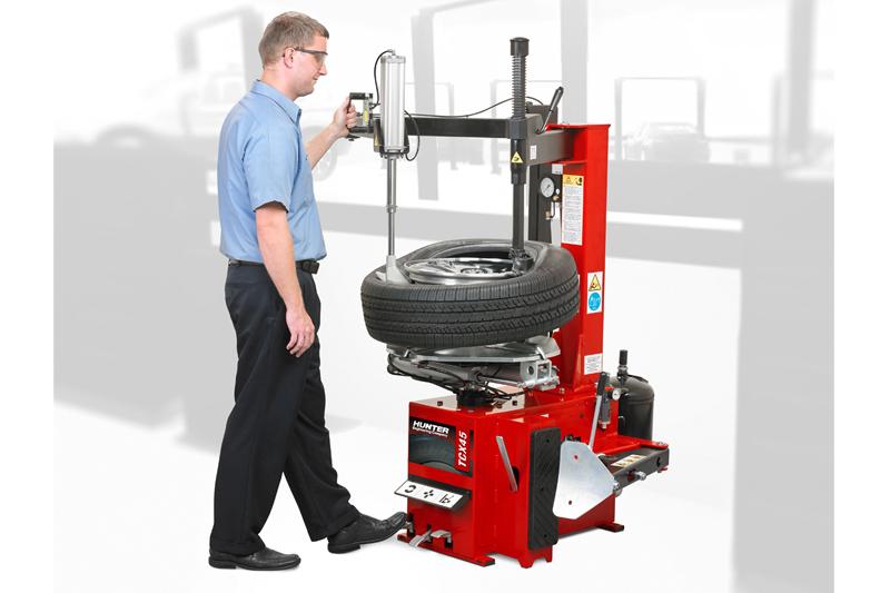 Tyre Changers Range