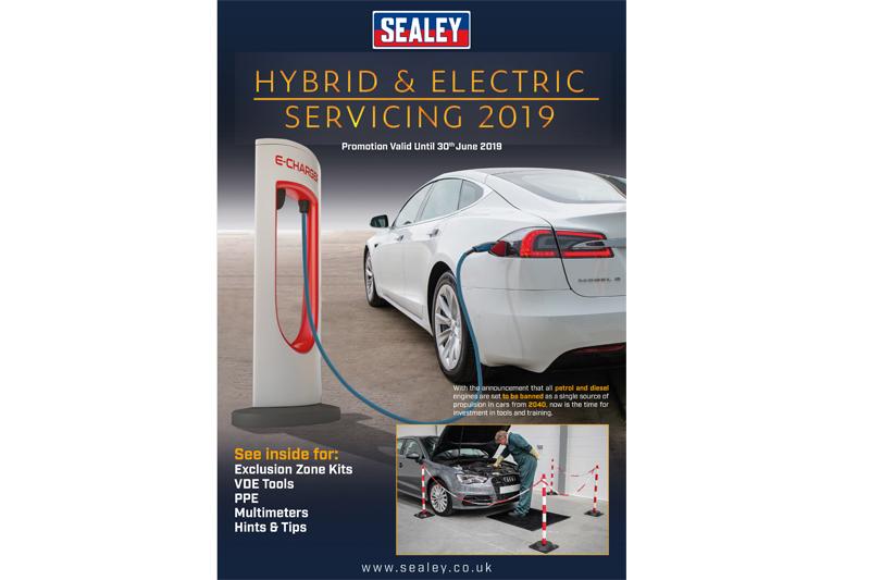 Hybrid & Electric Servicing Promotion 2019