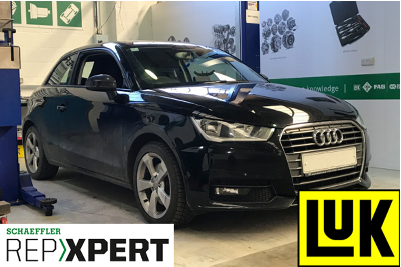 How to Replace the Clutch on an Audi A1