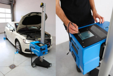 Electronic Headlight Beam Tester