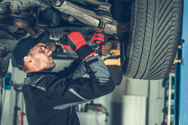 Best Practice Shock Absorber Replacement