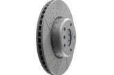 Composite brake rotors