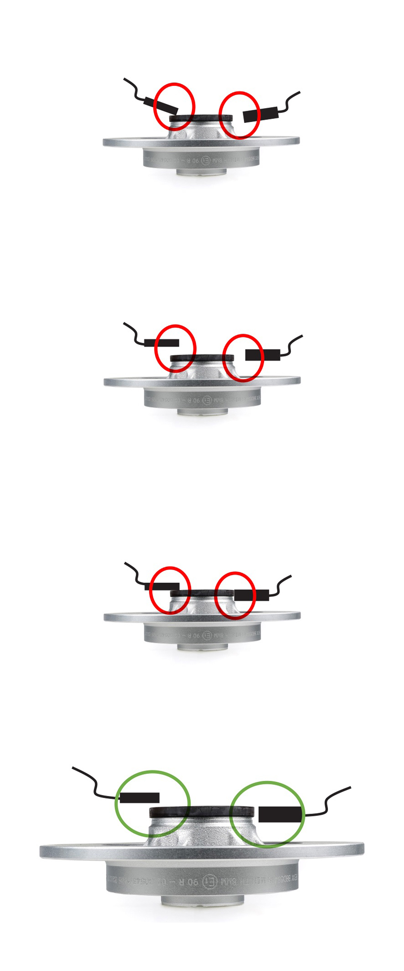 Best practice ABS Sensors