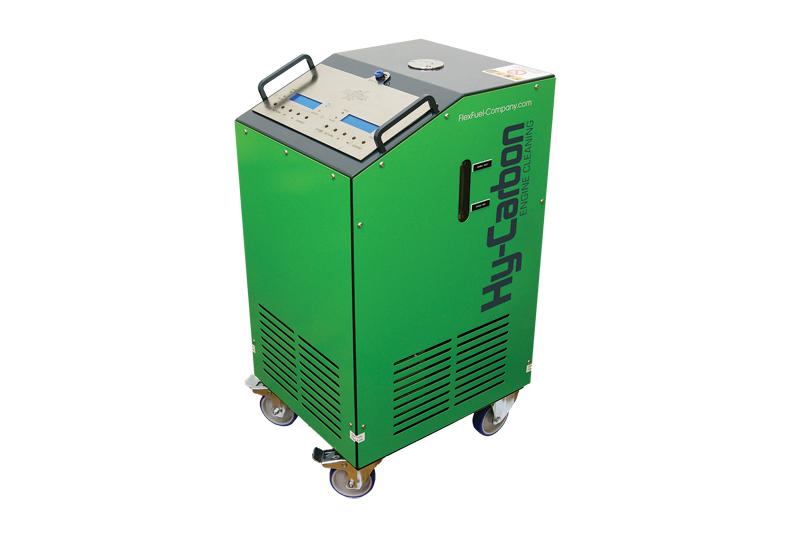 FlexFuel explores benefits of hydrogen engine cleaning