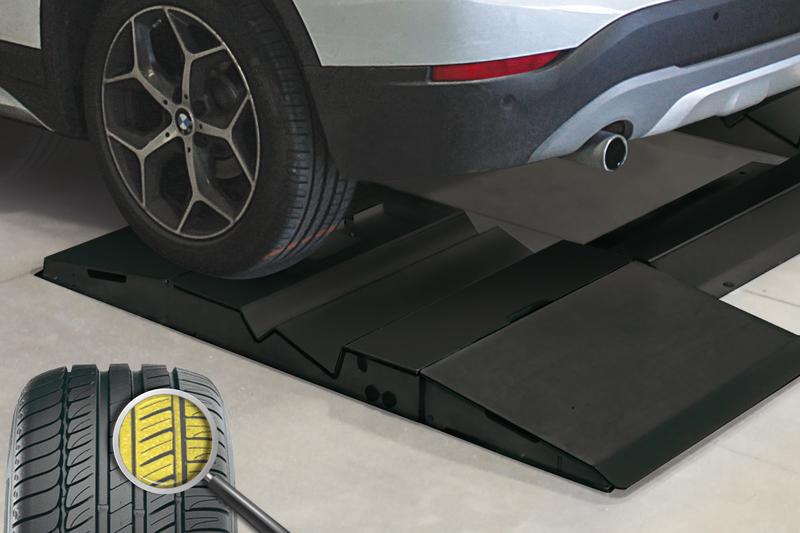 Tyre Profiler