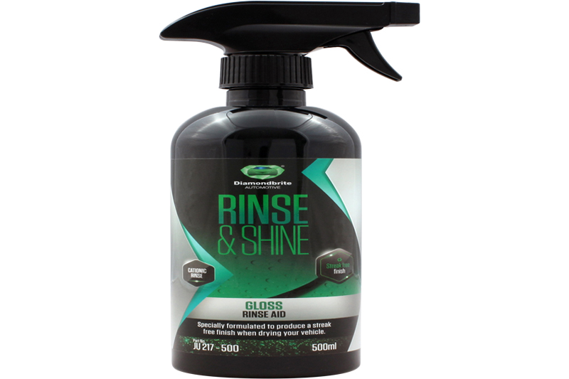 Cationic Rinse Aid