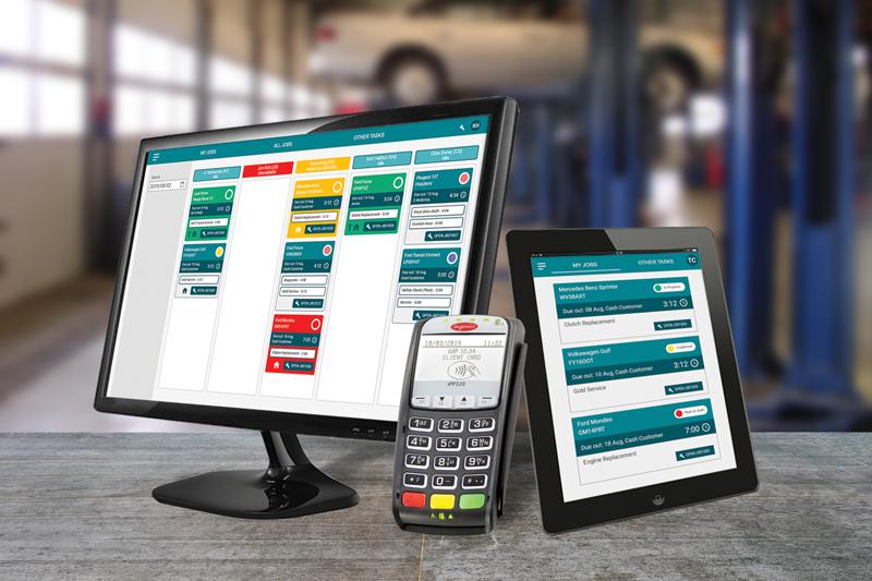 MAM to showcase garage management software at MECHANEX