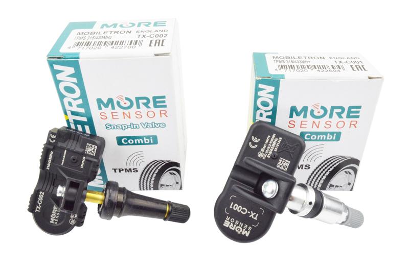 Mobiletron Combi sensor