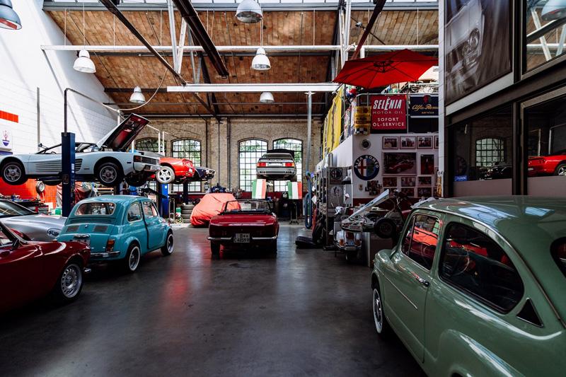 MOT garages increasingly funded by merchant cash advances
