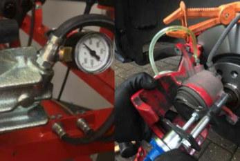 Case Study: Premature outer brake pad wear
