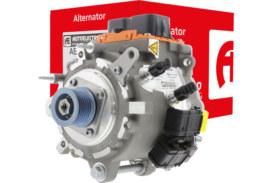 Alternator/starter motor