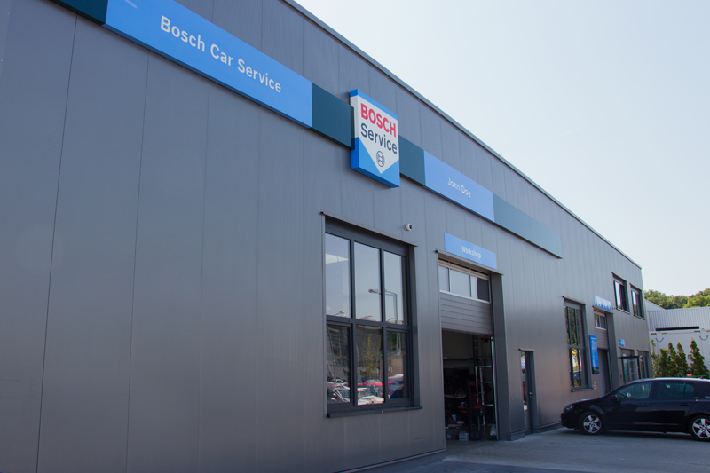 Bosch plans to acquire Unipart's Autoparts Garage Programmes