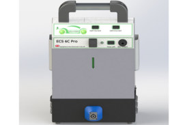 Engine carbon cleaning machines
