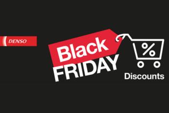 DENSO announces Black Friday deals
