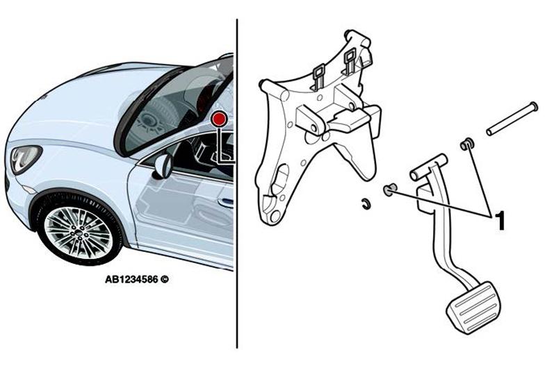 Porsche Cayenne technical fix with Autodocta