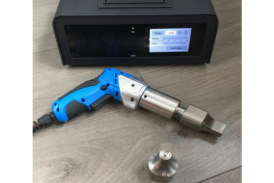 Ultrasonic plastic welding kit