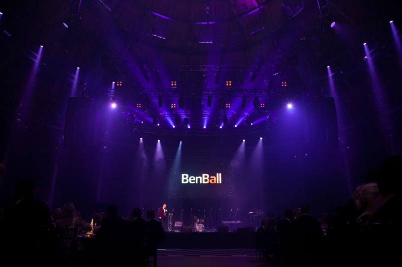 Ben Ball 2019 raises over £87,000